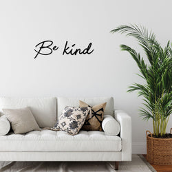 Be kind Wall Art Sign