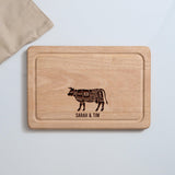 Personalised Animal Chopping  Board