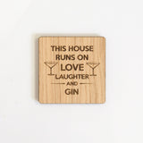 Gin Cocktail Coasters