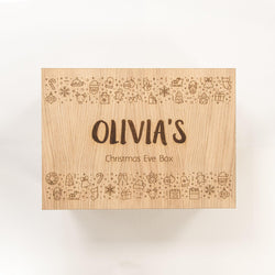 Christmas Eve Personalised Box