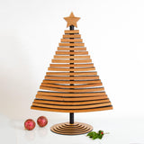 LIMITED EDITION Whisky stave handmade Christmas tree