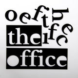 NEW! The office Wall Art Sign