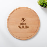 NEW! Premium Large Personalised Pizza Serving Board