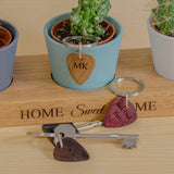 Personalised wooden plectrum