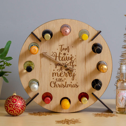 Drinks advent calendar countdown
