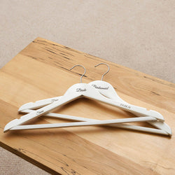 Personalised coat hangers - Stag Design  - 1
