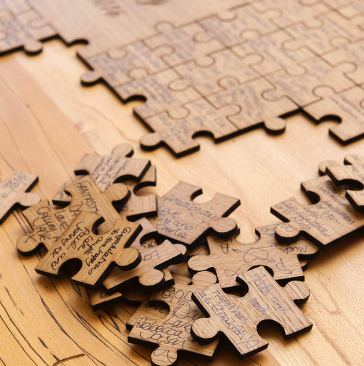 Replacement jigsaw pieces