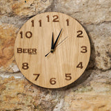 It's beer o'clock - Stag Design  - 1