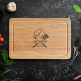 BBQ Chopping Board