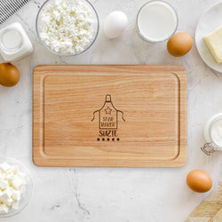 Star Baker Chopping Board