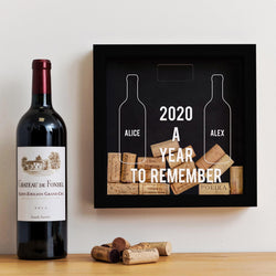 2020 a year to remember memory box