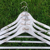 Personalised coat hangers - Stag Design  - 3