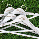 Personalised coat hangers - Stag Design  - 4
