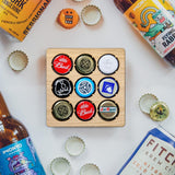 Beer cap coaster