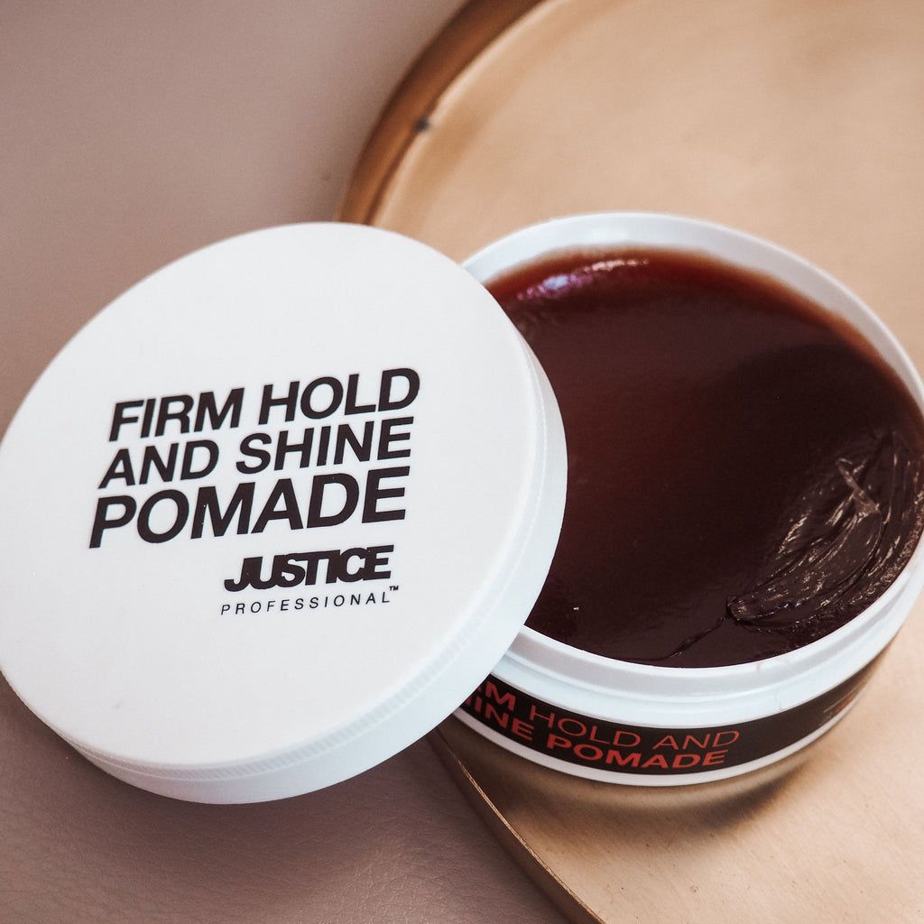 Firm Hold & Shine Pomade