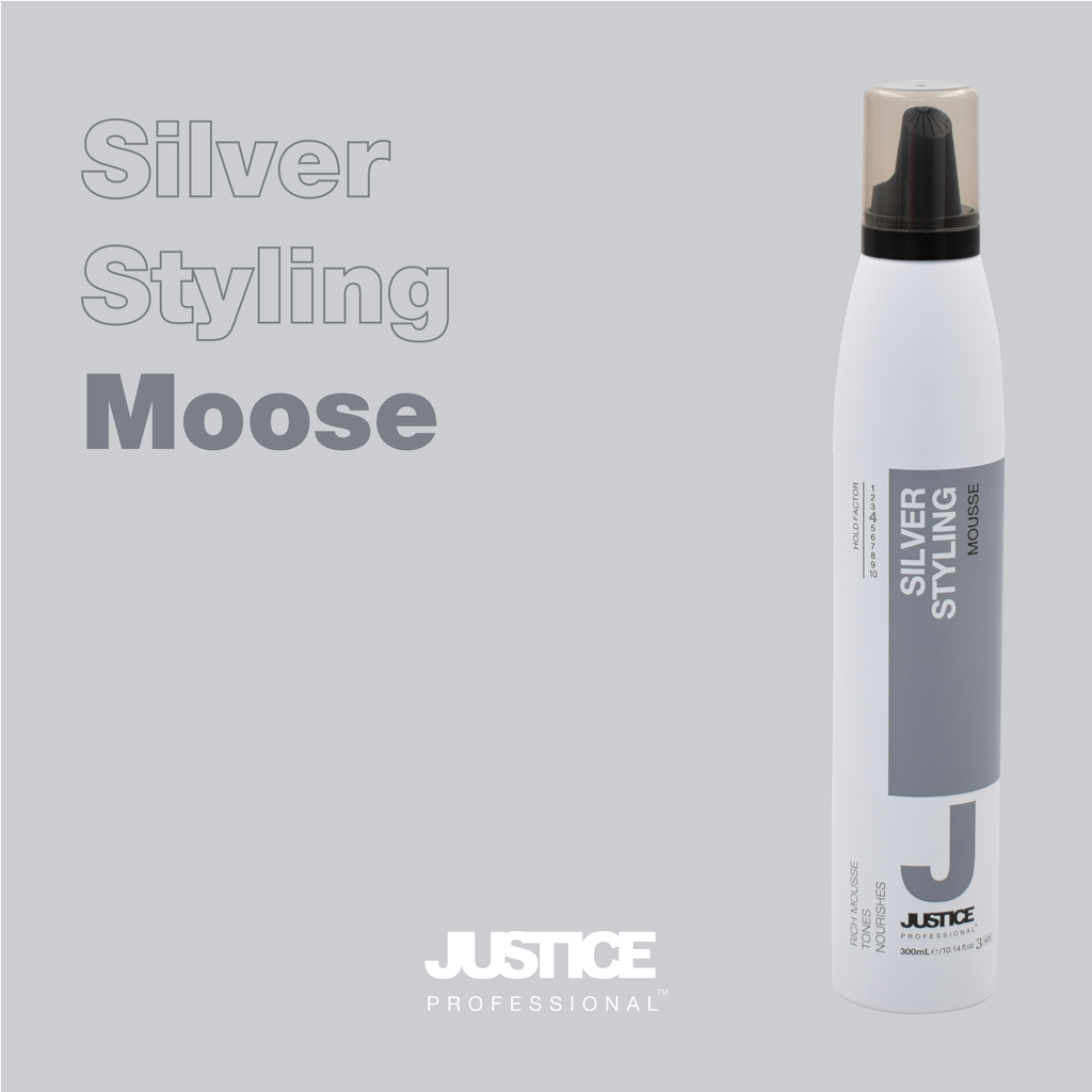 Silver Styling Mousse