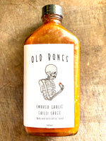Old Bones - Smoked Garlic Chilli Sauce