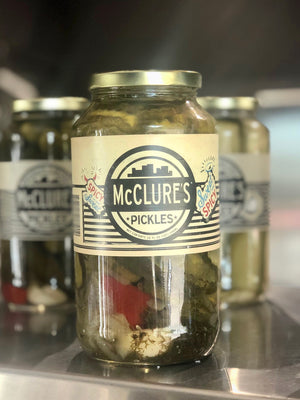 Mc'Clures Pickles