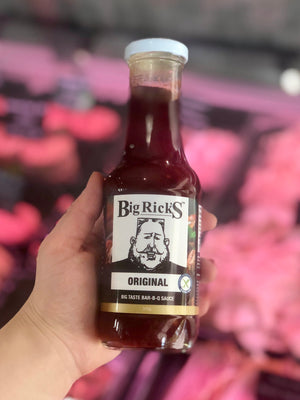 Big Ricks BBQ Sauces