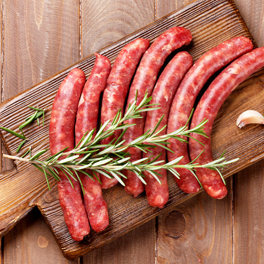 Beef Tasty Sausages – Thin