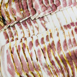 Maple Bourbon Streaky Bacon