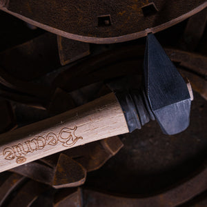 Small Plain Stamp (Wooden Handle)