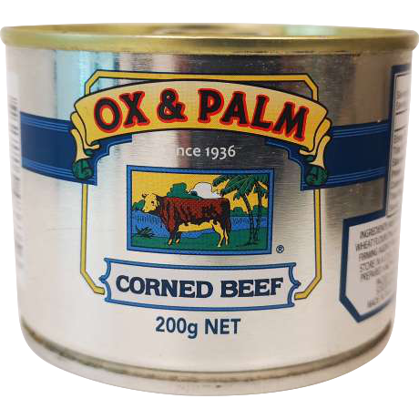 Ox & Palm Corned Beef – Small 3 Pack