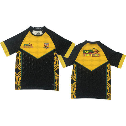 SP Hunters Sublimated Rugby Jersey