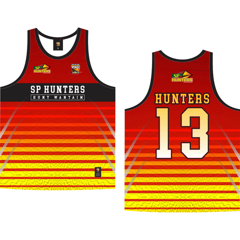 SP Hunters Mens Sublimated Vest