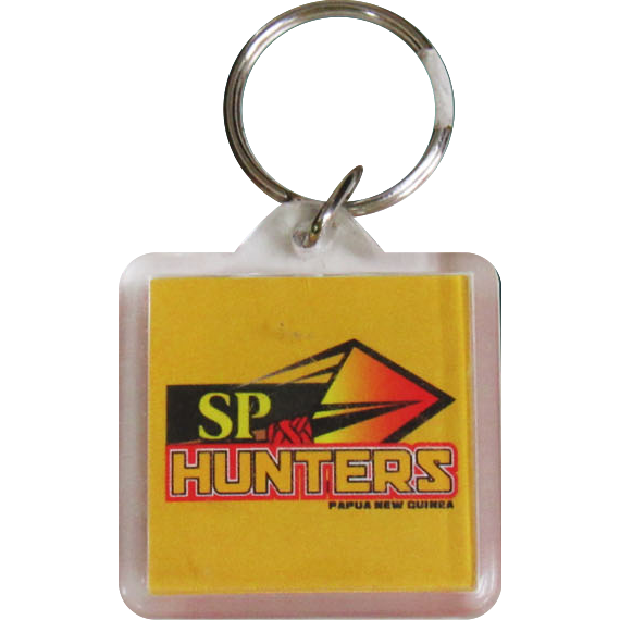 SP Hunters Keychain