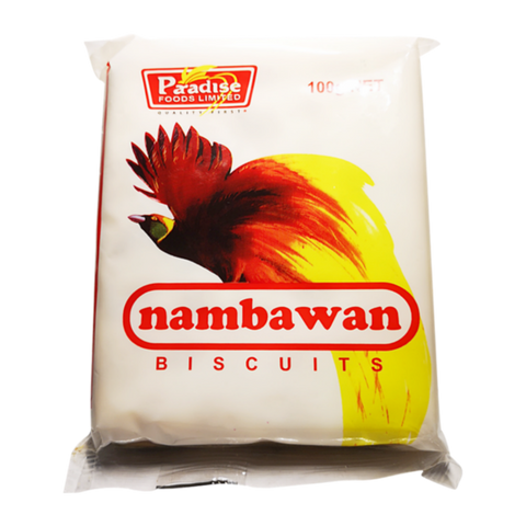 Nambawan Biscuits 100gm – 6 Pack