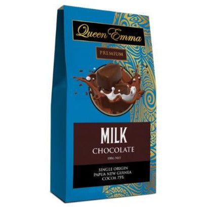 Queen Emma Milk Chocolate