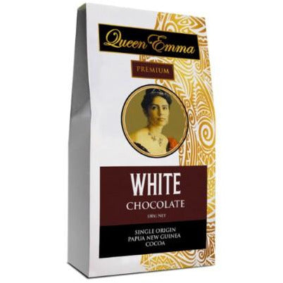 Queen Emma White Chocolate
