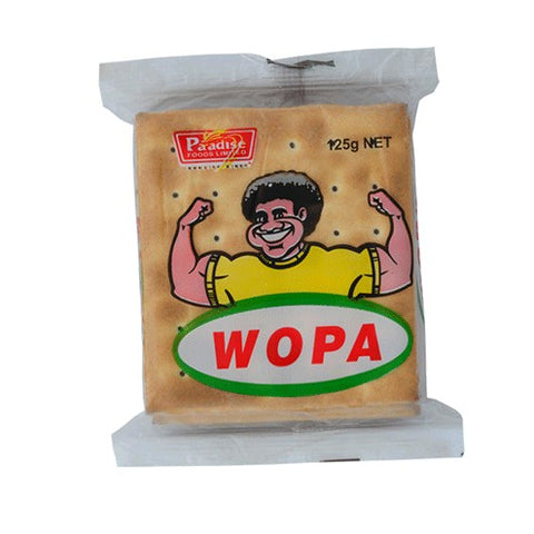 Wopa Biscuits - 6 Pack