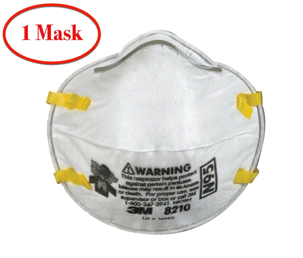 particle respirator mask