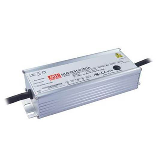HLG-60H-C350 - MEANWELL POWER SUPPLY