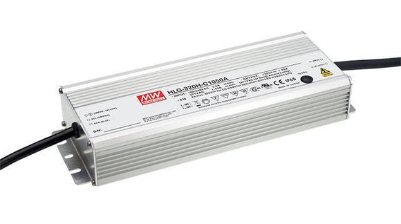 HLG-320H-C3500 - MEANWELL POWER SUPPLY