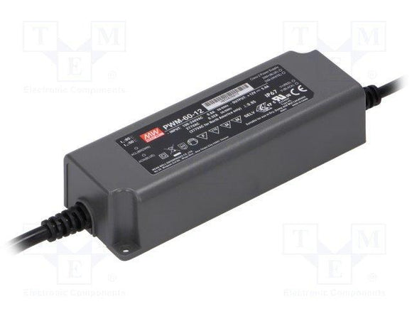 PWM-60-24 - MEANWELL POWER SUPPLY