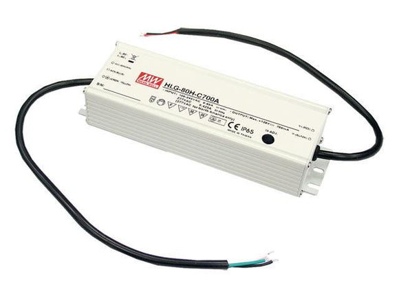 HLG-80H-C700 - MEANWELL POWER SUPPLY