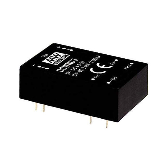 DCWN03C-15 - MEANWELL POWER SUPPLY