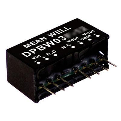 DPBW03G-15 - MEANWELL POWER SUPPLY