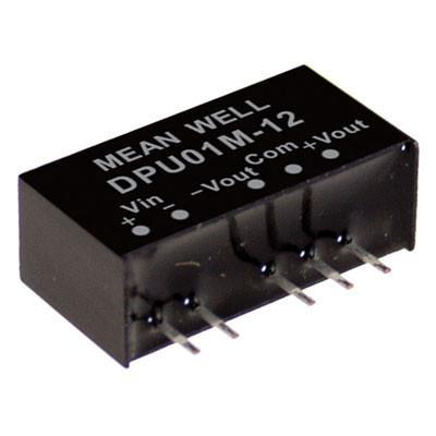 DPU01M-15 - MEANWELL POWER SUPPLY