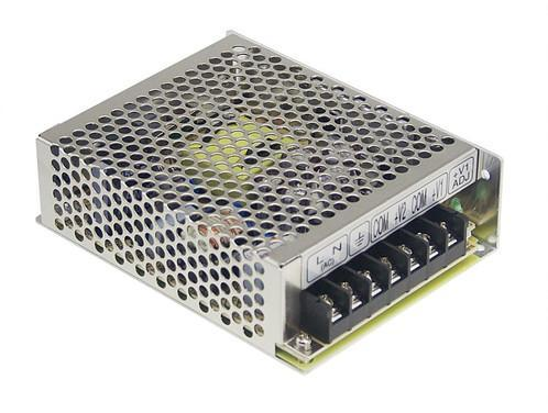 RS-50-12 - MEANWELL POWER SUPPLY