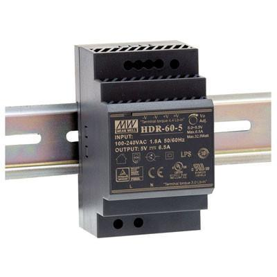 HDR-60-24 - MEANWELL POWER SUPPLY