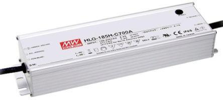 HLG-185H-C1400 - MEANWELL POWER SUPPLY