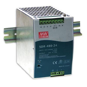 SDR-480P-48 - MEANWELL POWER SUPPLY