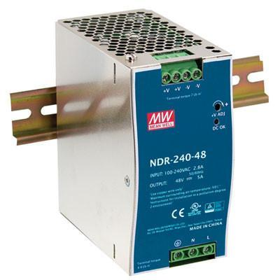 NDR-240-24 - MEANWELL POWER SUPPLY