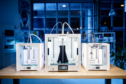 Our Ultimaker Collection - 3D Printers and Accessories