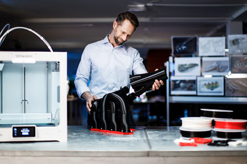 Precise Parts Produced on Ultimaker's Large Format S5 3D Printer