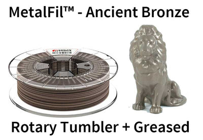 FormFutura Metalfil Ancient Bronze Filament